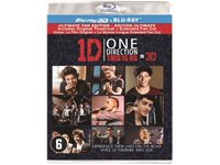 SONY PICTURES One Direction: This Is Us - 3D Blu-Ray