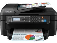 EPSON Imprimante Multifonction Workforce WF-2750DWF (C11CF76402)
