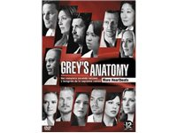 THE WALT DISNEY COMPANY Grey's Anatomy Saison 7 DVD