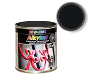 Peinture De Protection Anti-Rouille 'Dupli-Color' Alkyton Noir Satiné 750Ml