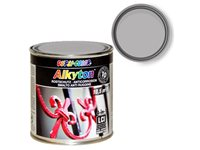 Peinture De Protection Anti-Rouille 'Dupli-Color' Alkyton Martelé Argent 750Ml