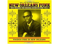 V2 RECORDS New Orleans Funk 4 LP