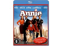 SONY PICTURES Annie Blu-Ray