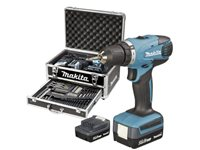 Perceuse-Visseuse Makita 'DF347DWEX3' 14,4V