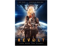 DUTCH FILM WORKS Revolt Blu-Ray