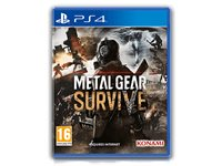 KONAMI SW METAL GEAR SURVIVE FR PS4