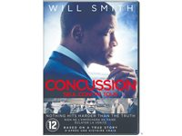 SONY PICTURES Concussion DVD
