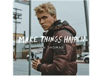 CNR RECORDS Ian Thomas - Make Things Happen CD
