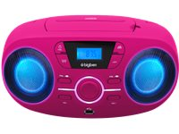 BIGBEN Radio-CD USB Rose (CD61RSUSB)