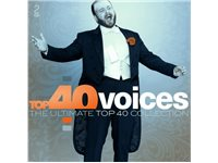 SONY MUSIC Top 40 Voices CD