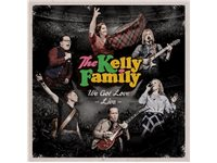 UNIVERSAL MUSIC The Kelly Family - We Got Love (Live) CD + DVD