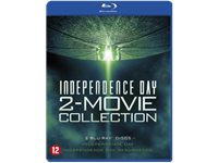 20TH CENTURY FOX Independence Day 2-Film Collection Blu-Ray