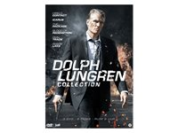 JUST ENTERTAINMENT Collection Dolph Lundgren DVD