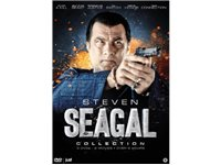JUST ENTERTAINMENT Collection Steven Seagal (6 Films) DVD