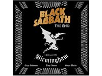 UNIVERSAL MUSIC Black Sabbath - The End: Live From The Genting Arena Blu-Ray