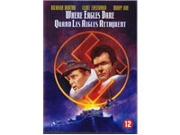 WARNER HOME VIDEO Quand Les Aigles Attaquent - DVD