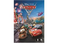 THE WALT DISNEY COMPANY Cars 2 DVD