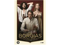 UNIVERSAL PICTURES The Borgias Complete Serie TV-Serie