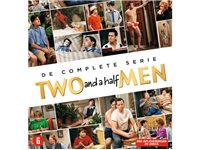 WARNER HOME VIDEO Two And A Half Men Complete Collection DVD