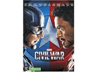 THE WALT DISNEY COMPANY Captain America - Civil War DVD