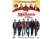 DUTCH FILM WORKS Wat Mannen Willen DVD