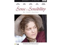 JUST ENTERTAINMENT Sense And Sensibility DVD