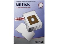 NILFISK Sacs Aspirateur (ACTION BAG)