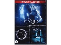 UNIVERSAL PICTURES The Ring 1-3 - DVD