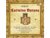BRILLIANT Orff: Carmina Burana CD