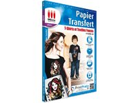 MICRO APPLICATION Papier Transfert Pour T-Shirts (5099)