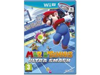 NINTENDO GAMES Mario Tennis Ultra Smash FR WII U