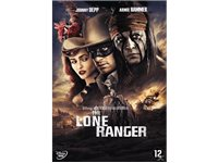 THE WALT DISNEY COMPANY The Lone Ranger DVD