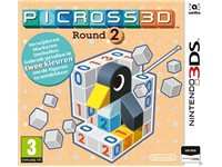 NINTENDO GAMES Picross 3D: Round 2 NL 3DS