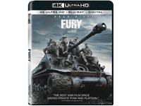 SONY PICTURES Fury - 4K Blu-Ray