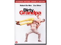 DUTCH FILM WORKS Dirty Grandpa DVD