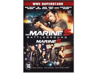 SONY PICTURES The Marine 5 Battleground DVD