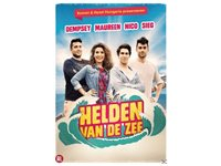 DUTCH FILM WORKS Helden Van De Zee DVD