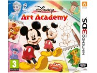 NINTENDO GAMES Disney Art Academy NL 3DS