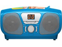 BIGBEN Radio CD Portable Bleu K3 (CD46K3)