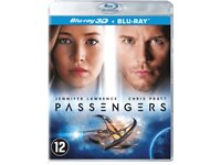 SONY PICTURES Passengers 3D + 2D Blu-Ray