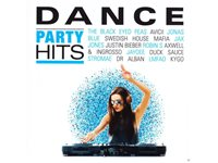 UNIVERSAL MUSIC Dance Party Hits CD