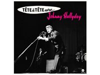 BERTUS Johnny Hallyday - Tete A Tete Avec Johnny LP