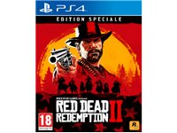 ROCKSTAR Red Dead Redemption 2 Special Edition FR PS4