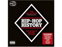 WARNER MUSIC BENELUX Hip-Hop History CD