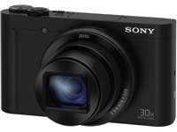 SONY Appareil Photo Compact Cyber-Shot DSC-WX500 (DSCWX500B)