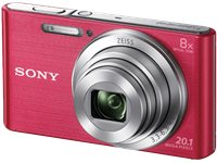 SONY Appareil Photo Compact Cyber-Shot DSC-W830 (DSCW830P)