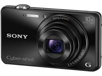 SONY Appareil Photo Compact Cyber-Shot DSC-WX220 (DSCWX220B)