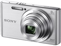 SONY Appareil Photo Compact Cyber-Shot DSC-W830 (DSCW830S)