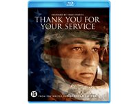 20TH CENTURY FOX Thank You For Your Service Blu-Ray