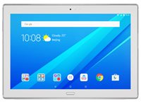 LENOVO Tablet Tab 4 10 Plus TB-X704F 10'' 64 GB Wit (ZA2M0091SE)